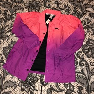 Pink by Victoria's Secret Ombré Jacket